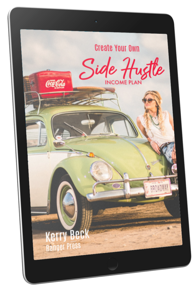 create your own side hustle income plan