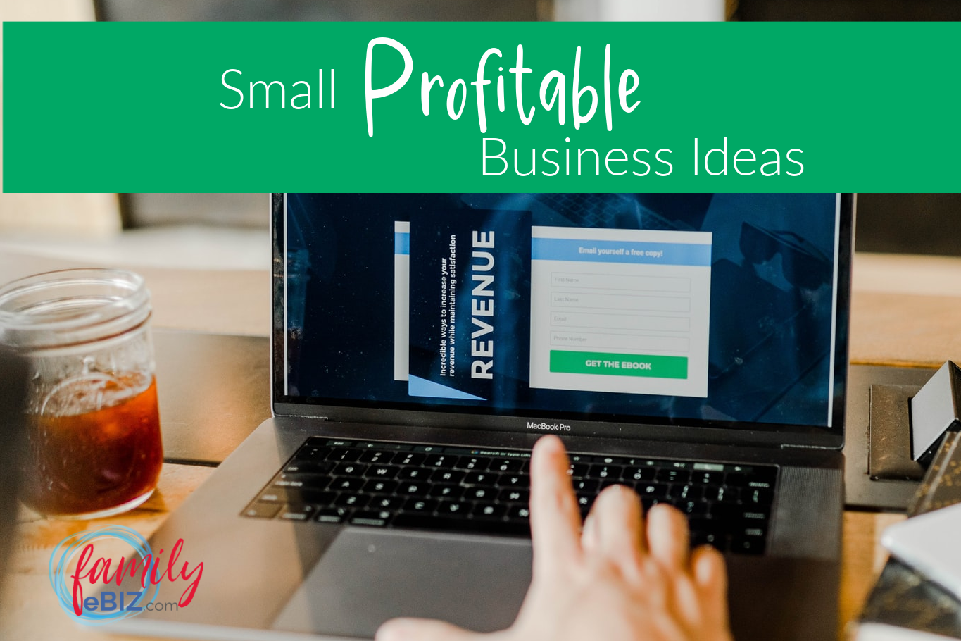 small profitable business ideas